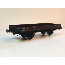 Wagon plat OCEM 1919