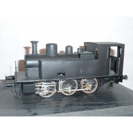 Machine à vapeur 030 Meuse n°51 kit