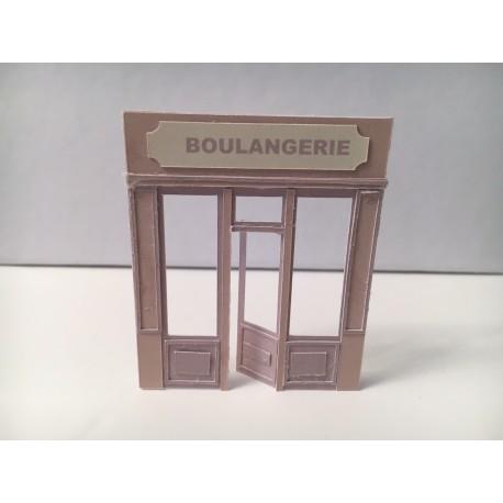 """Façade boutique """"Boulangerie"""""""