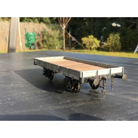 Wagon plat Midi