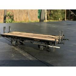 Wagon plat SE Gironde en kit
